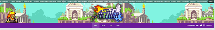 Rivals of Aether Subreddit