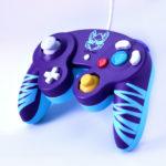 Wrastor Custom Rivals Controller Side