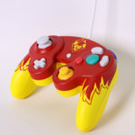 Zetterburn Custom Rivals Controller Side